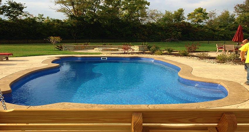 Aquamarine Pools Cincinnati Fiberglass Pool Construction